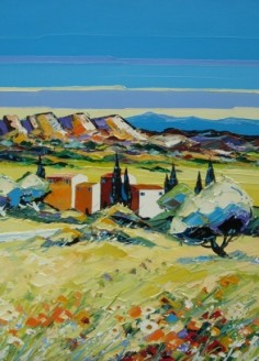 Mas Provençal 50cm-50