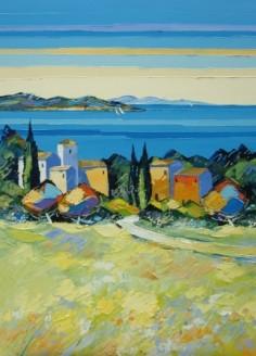 Village Corse 55cm-46