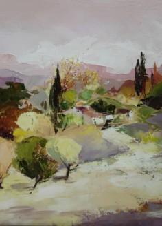 Ballade en Provence 40cm-40